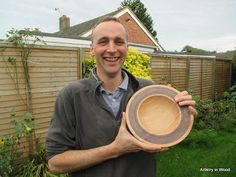 Artistry In Wood: Saturday with Paul