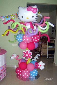 Calibrador casero para decoracion con globos decoracion - Decoracion con fotografias ...