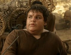 Hot Pie was among the recruited men of the Night's Watch by Yoren, and traveled with Arya Stark. He survived the attack by Amory Lorch, but was then captured by Gregor Clegane. He was made a servant at Harrenhal to cook in the kitchens. Him and Gendry escaped Harrenhal with Arya, and they were captured by the Brotherhood Without Banners. After staying at the Inn of the Kneeling Man with the BWOB, Hot Pie decided to stay there to make bread.