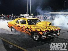 drag racing | The 10 Greatest Muscle Cars of All Time - Page 38 - Corvette Action ...