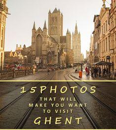 49 Best Hotspots Gent images in 2020 | Ghent, Ghent