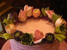 Grandson's wedding cake