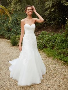 New at Uptown Bridal! Uptown Bridal & Boutique www.uptownbrides.com Beautiful 2016, BT16-16 front view