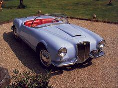 1954 Lancia Aurelia B24 S (Pininfarina)