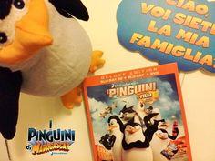 """""""I pinguini di madagascar"""" per le serate di cinema in famiglia"""