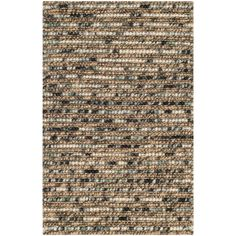 Bohemian Blue/Multi 2 ft. 6 in. x 4 ft. Area Rug