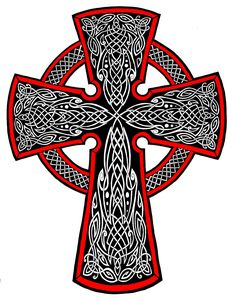 Celtic Tattoo Designs Some Ideas For The Color Tattoos Celtic Cross Tattoos, Viking Tattoos, Arm Tattoos, Tattoo Ink, Watch Tattoos, Sleeve Tattoos, Celtic Symbols, Celtic Art, Celtic Crosses