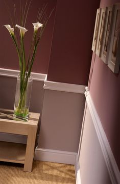 Dining Room Two Tone Paint Ideas two tone paint jobs on walls two toned walls on pinterest | home