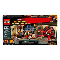 LEGO Doctor Strange's Sanctum Sanctorum Set      http://amzn.to/2dO77GB