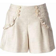High Waist Shorts キュロット(ロニーキュロット) | アプワイザー・リッシェ(Apuweiser-riche) | ファッション通販 マルイウェブチャネル