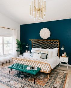 Bedroom Decor 2017 7 deco trends you will love in 2017 velvet bed frames & velvet