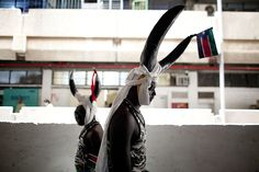 Tel Aviv, Israel: Sudanese refugees celebrate South Sudan's independence from the Republic of Sudan