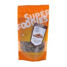 Rauwe cacaobonen - Superfoodies - 100 gram