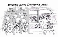 Mobilidade Humana x Imobilidade Urbana