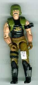 Backblast (v1) G.I. Joe Action Figure - YoJoe Archive
