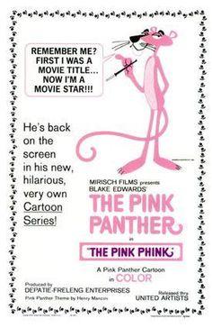 Blake Edwards' Pink Panther: The Pink Phink (C)