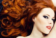 Capelli Folti - Rosso - capelli rossi - girl - Ragazza - make up - Landen Trincologia - PJ magazine