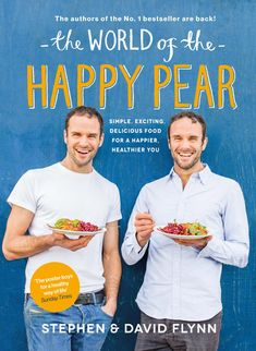 'These lovely boys always create incredibly tasty food' Jamie Oliver Press contact: Sara D'Arcy sdarcy@penguinrandomhouse.co.uk