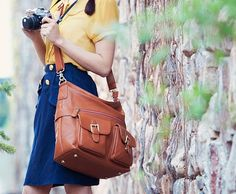 6 Stylish Camera Bags For The Girl Who Carries Her Camera Everywhere | Lovelyish