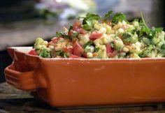 Raw Southwest Salad