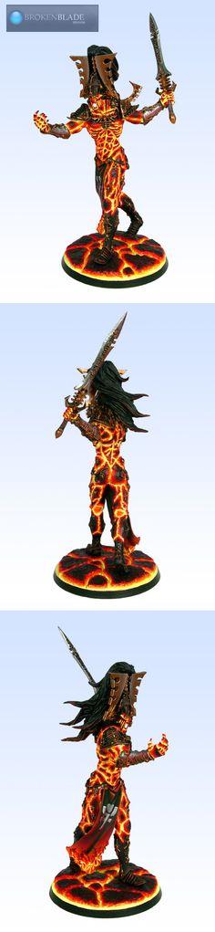 Forgeworld Eldar Avatar