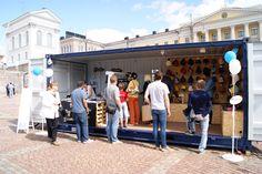 Costo store in Helsinki Fashion Village on Senate Square of Helsinki. Photo by myPose! ltd.