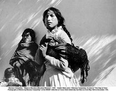 "Mariana Yampolsky - ""Mujeres Mazahua (Mazahua Women)"", 1989"
