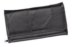 The Exact Change Wallet, Men's, Black