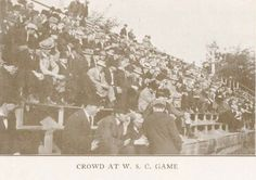 October 26th, 1912 UO lost to WSC (WSU) at Kincaid Field 7-0 to open the 1912 season.  From the 1914 Oregana (UO yearbook).  www.CampusAttic.com
