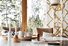Scandi style via weekdaycarnival : Marimekko Home Fall/ Winter 2017