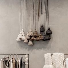Loved this styling in the @aiayu store in Copenhagen #aiayu
