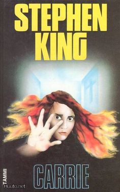 €0.20 (kirppis) Stephen King: Carrie