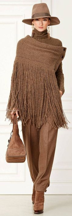 Crochet Dress Outfit Fall Style New Ideas Look Fashion, Fashion Outfits, Womens Fashion, Fashion Trends, Crochet Dress Outfits, Mode Crochet, Crochet Style, Fringe Scarf, Poncho Scarf