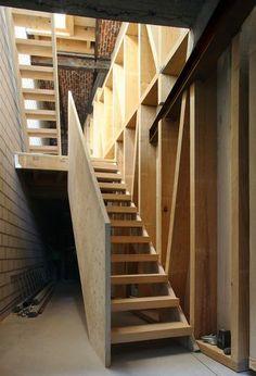 House Belgrade - architecten de vylder vinck taillieu