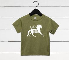 Equestrian Outfits, Equestrian Style, Hair Jewels, Horse T Shirts, Tee Shirts, Tees, Wild Child, Kids Clothing, Kids Outfits