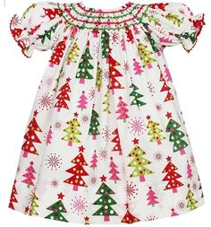"""""""Alice"""" Bishop Dress by Petit Bebe 