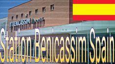 Benicàssim |Станция  Беникасим  Испания|Заметки для путешественников