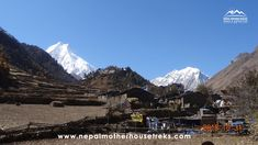 18 Days, Nepal, Trekking, Circuit, Mount Everest, Scenery, Tours, Snow, Culture