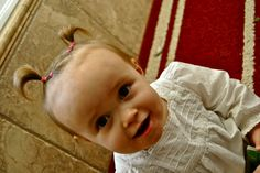 15 hairstyles for tiny toddler hair.