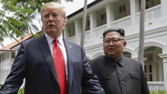 Secretary of State Pompeo will lead charge to implement framework of President Trump's agreement with North Korea's Kim Jong Un; Rich Edson reports from Singapore. Donald Trump, North Korea Kim, China Travel, China Trip, Korean Peninsula, State Of The Union, What Next, Running For President, Singapore
