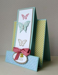 papillon potpourri stepper card