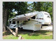 2008 Cedar Creek 34RLSA for sale by owner on RV Registry http://www.rvregistry.com/used-rv/1013288.htm
