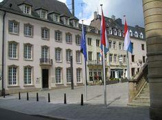 Place du Palais Grand Ducal