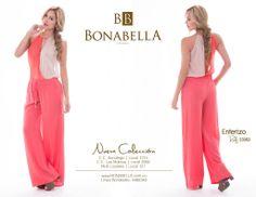Elegancia y comodidad es lo que te ofrece este lindo enterizo.  Su precio lo puedes encontrar en este link: http://bonabella.com.co/producto/enterizo-23063/