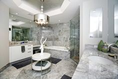 Now that's a master bathroom! (http://www.c21redwood.com/arlington-va-real-estate) #dream #dreambathroom #realestate #arlingtonva