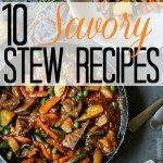 savory stew recipes Just added my InLinkz link here: http://www.fromgardners2bergers.com/2014/10/the-handmade-hangout-18.html?utm_source=feedburner&utm_medium=email&utm_campaign=Feed%3A+FromGardnersToBergers+%28from+GARDNERS+to+BERGERS%29