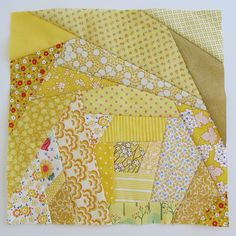 Love crazy quilt!