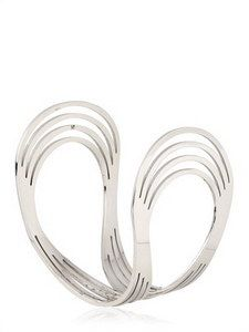 Maria Piana - Arcus Hand Bracelet | FashionJug.com