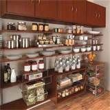 Image detail for -Pantry Organization Made Easy with Modular Shelves & Cabinets