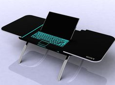 New Sony Computer Table invention